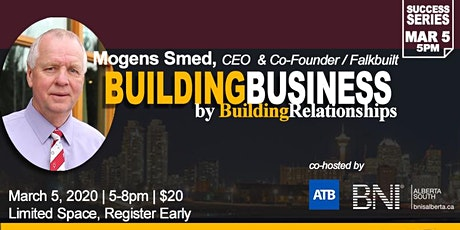 Building Business by Building Relationships tickets