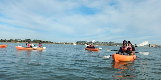 BVHP Parks RX: Community Kayaking at Candlestick State Recreation Area