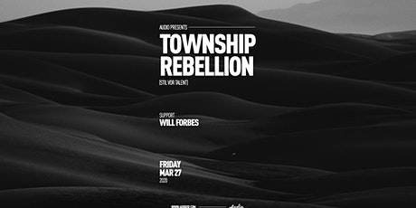 Township Rebellion tickets