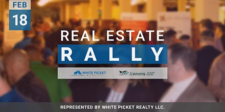 Real Estate Rally // Back in Business for 2020! tickets