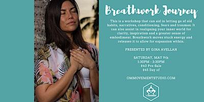 Breathwork Journey Gina Avellan