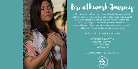Breathwork Journey Gina Avellan tickets