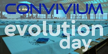 CONVIVIUM: degustazione e intrattenimento all'Evolution Day biglietti