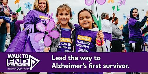 Chico Walk To End Alzheimer's Volunteer Kickoff Mixer