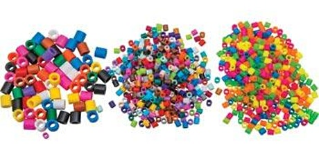 Perler Beads, Ages 5-12, FREE tickets