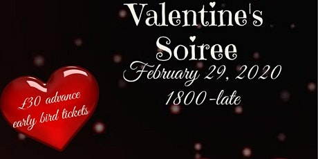 MDC UK and IRELAND Valentine's Soiree tickets