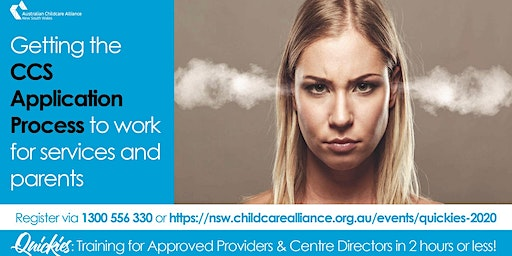 Quickies: Getting the CCS Application Process to work for Services+Families