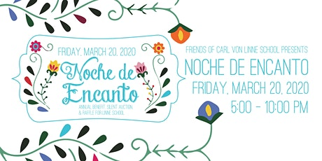 Noche de Encanto-  A Benefit for Linne School tickets