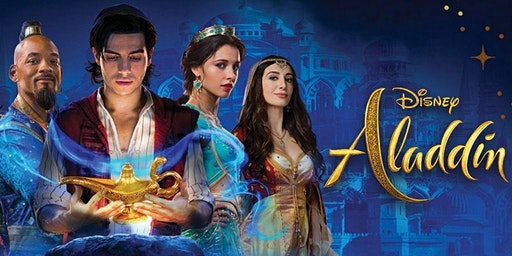 Movies Under The Stars - Aladdin