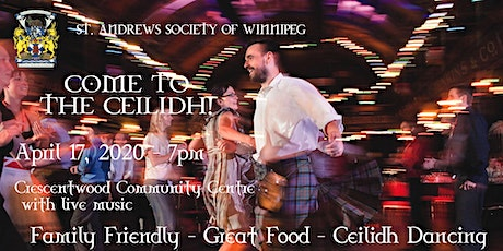 Come to the Ceilidh tickets