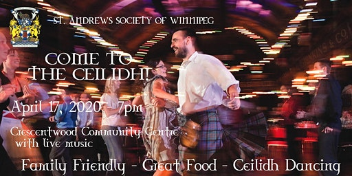 Come to the Ceilidh