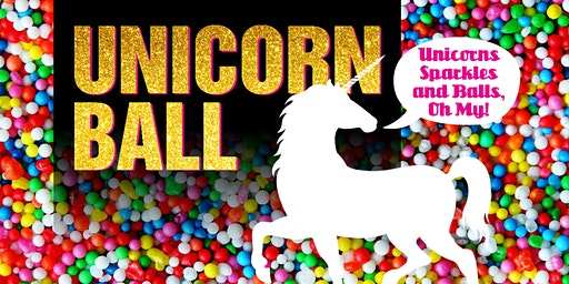 VIP Unicorn Ball 2020