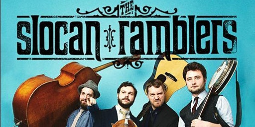 The Slocan Ramblers at Appalshop's Richardson Theater