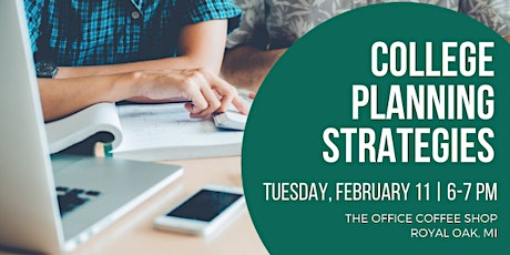 College Planning Strategies: How To Win Scholarships & Build A Savings Plan tickets