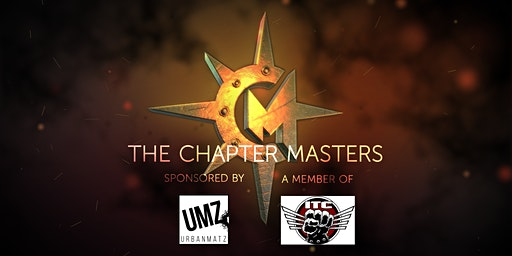 The Chapter Masters 3
