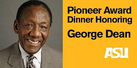 Pioneer Award Dinner 2020 tickets