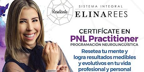 Coach Practitioner PNL -Programacion Neurolinguistica tickets