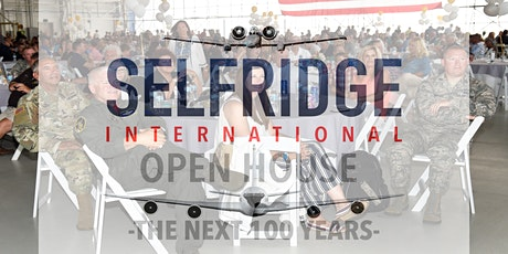 Selfridge International Open House and Air Show Gala Dinner tickets