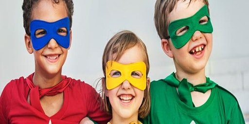 Saturdays Are for Kids: Superhero Meet and Greet
