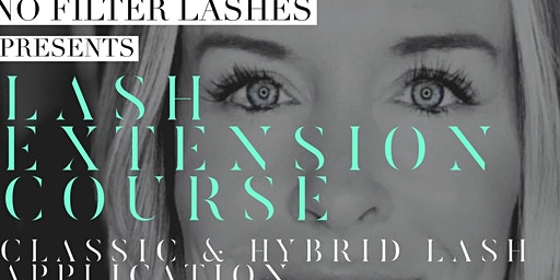 Classic & Hybrid Lash Extension Certification Training