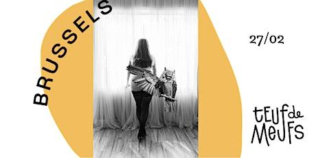 Teuf de Meufs BXL - Dance rave for womxn - Self Love & Sensualité  billets