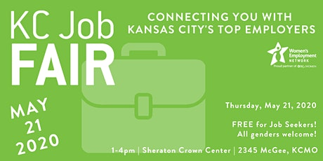 KC Job Fair - May 21st tickets