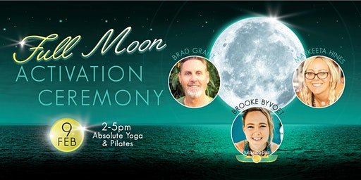 Full Moon Monthly Activation Ceremony's