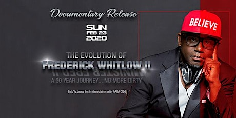No More Dirty Inc - The Documentary: The Evolution of Frederick Whitlow II tickets