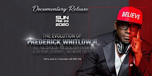 No More Dirty Inc - The Documentary: The Evolution of Frederick Whitlow II