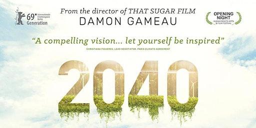 Western Sydney Movie Night: 2040 screening on Friday 31 Jan 7PM
