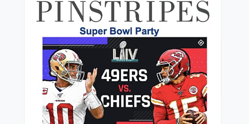 Super Bowl Party in Overland Park