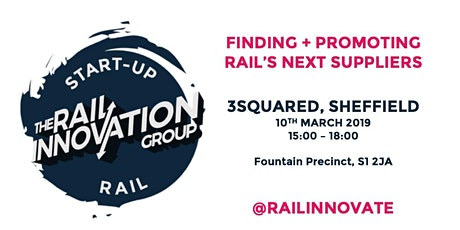 Start Up Rail - Sheffield tickets