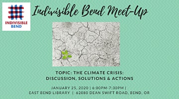 The Climate Crisis: Discussion, Solutions & Actions
