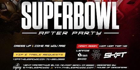 SUPERBOWL PARTY | Legacy Nightclub | SUNDAY FEBRUARY 2nd tickets