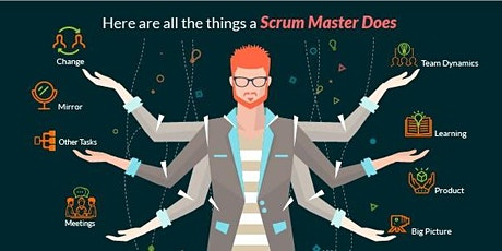 Become Certified ScrumMaster® CSM®  - SVI tickets