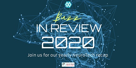 NeuroTechX Paris Buzz in Review 2020 billets