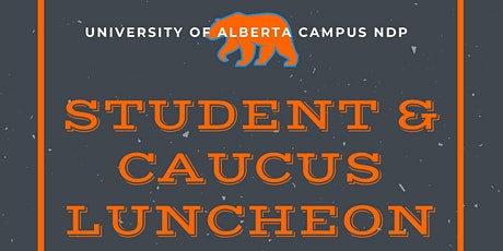Caucus-Student Luncheon tickets