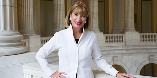 Live on Stage with Michael Krasny presents: Congresswoman Jackie Speier 3.1.20