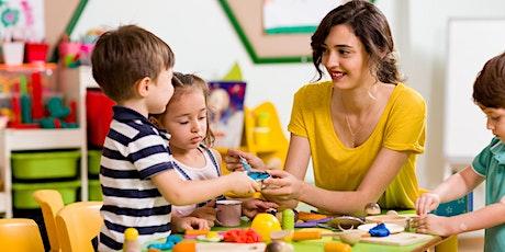 Consultation on the Children's Services Regulations 2020 - Ballarat tickets