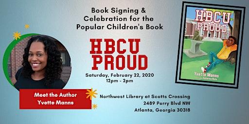 HBCU Proud Book Signing - Meet the Author