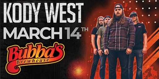 Kody West / Chris Jones & The Flycatchers
