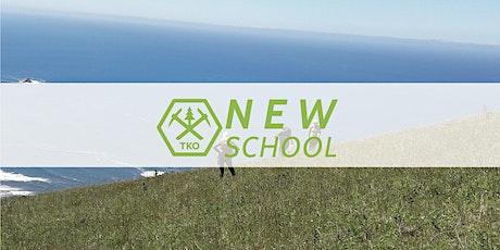 TKO New School - Trail Construction Lab - Cascade Head (overnight lodging FULL) tickets