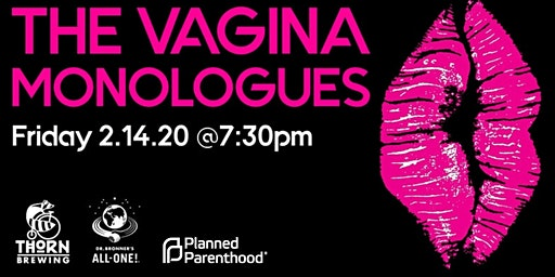 The Vagina Monologues at Thorn Brewing