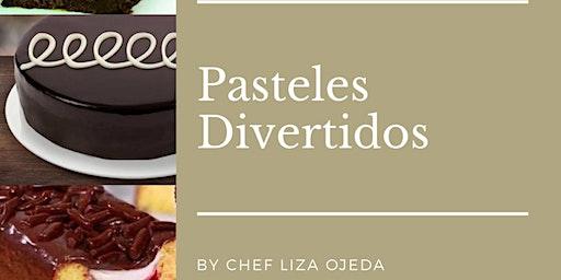 Pasteles Divertidos con la Chef Liza Ojeda en Anna Ruíz Store