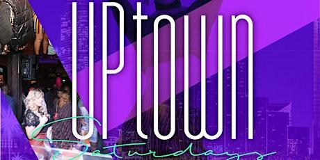 "{ saturDAY } ""Uptown Saturdays"" #DAYParty @ #HarrisHouseOfHeroes tickets"