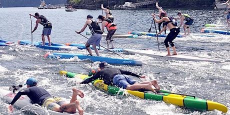 Stand Up Paddle Boot Camp tickets