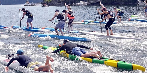 Stand Up Paddle Boot Camp