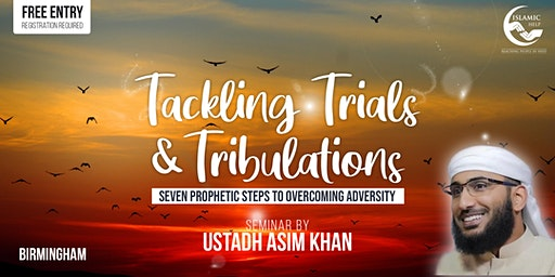 Tackling Trials & Tribulations - Birmingham