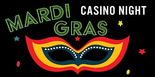 Mardi Gras  - Casino Night