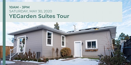 YEGarden Suites Tour tickets